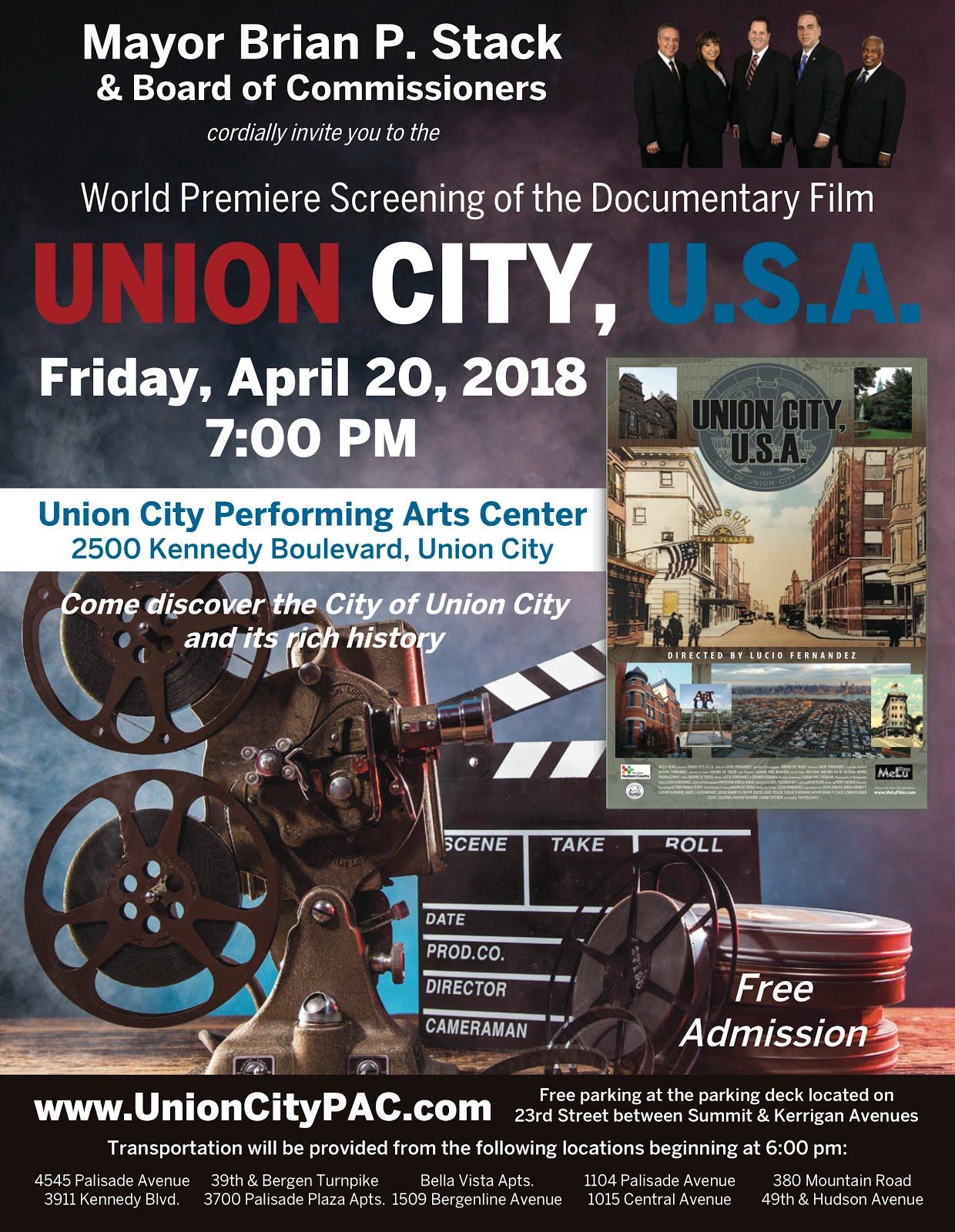 World Premiere Screening