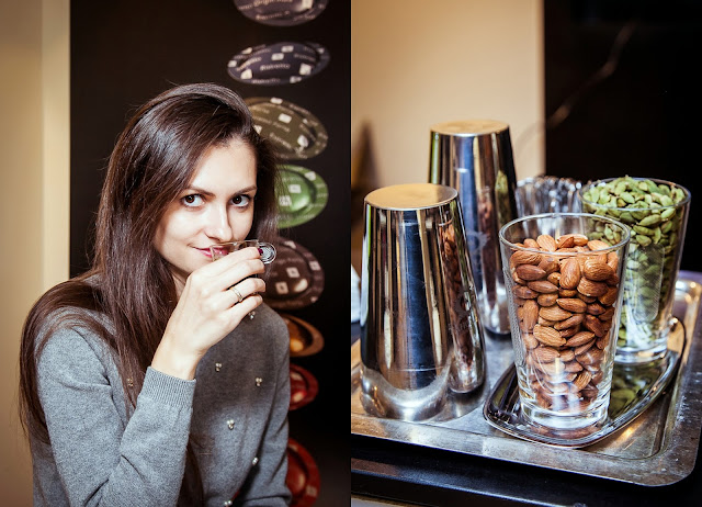 Shurshitta Anastasia Grinch Анастасия Грибач Nespresso