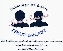 Pagina oficial dels gegants de santa susanna