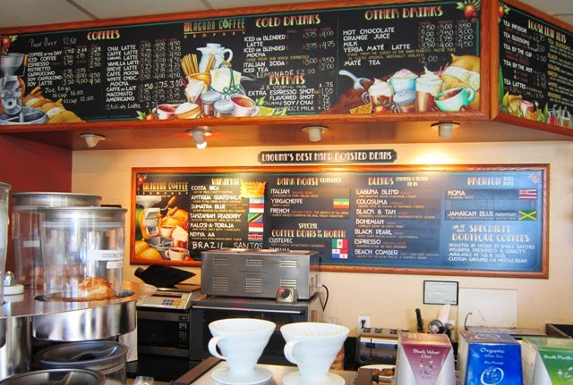 Matte Latte, Fresh Roast, Coffee, Laguna Beach
