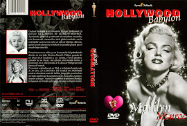 Hollywood Babylon Marilyn Monroe (1966) - Carátula