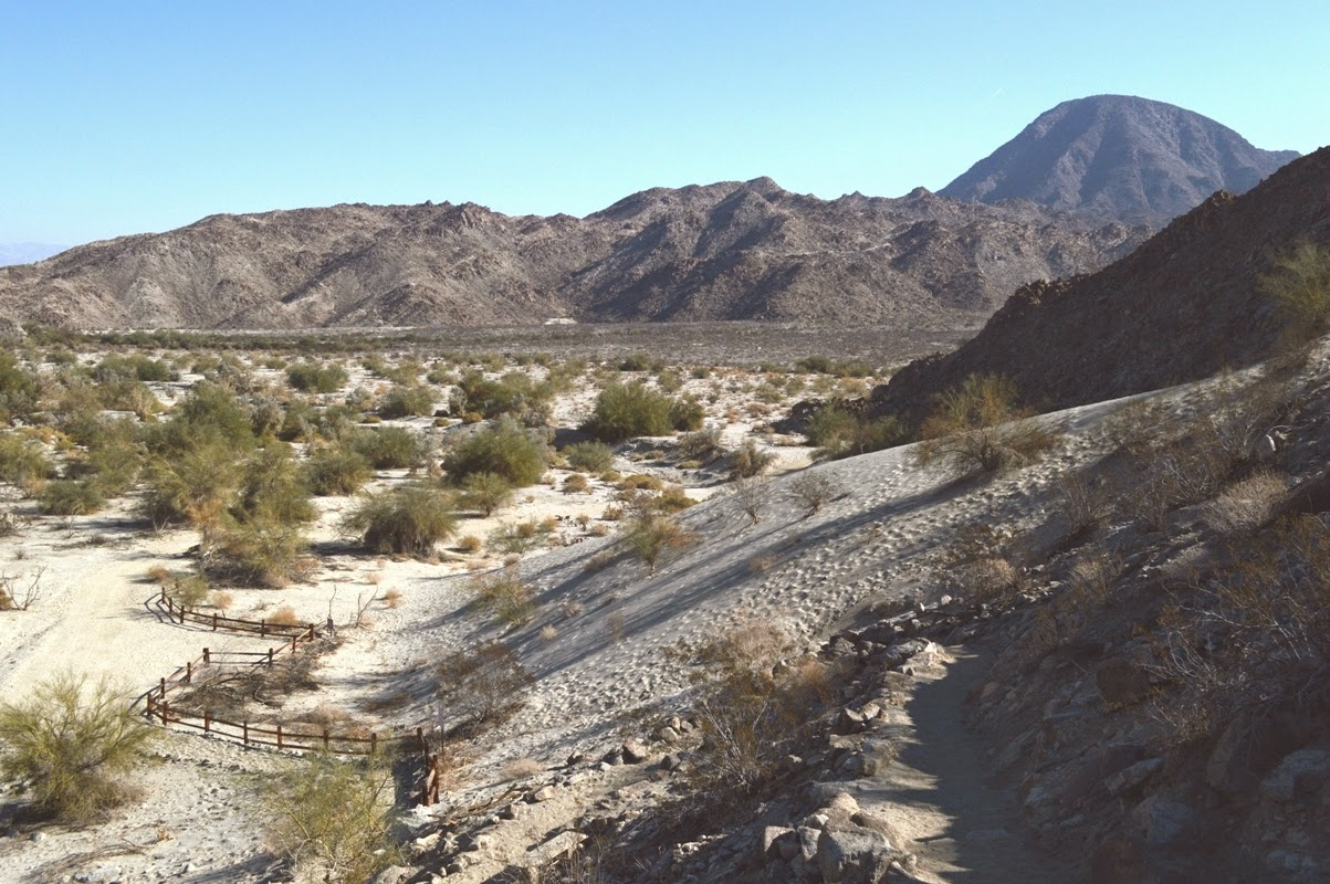 My Own  Hikes Hike  Eisenhower Trail Living Desert - How many museums in us