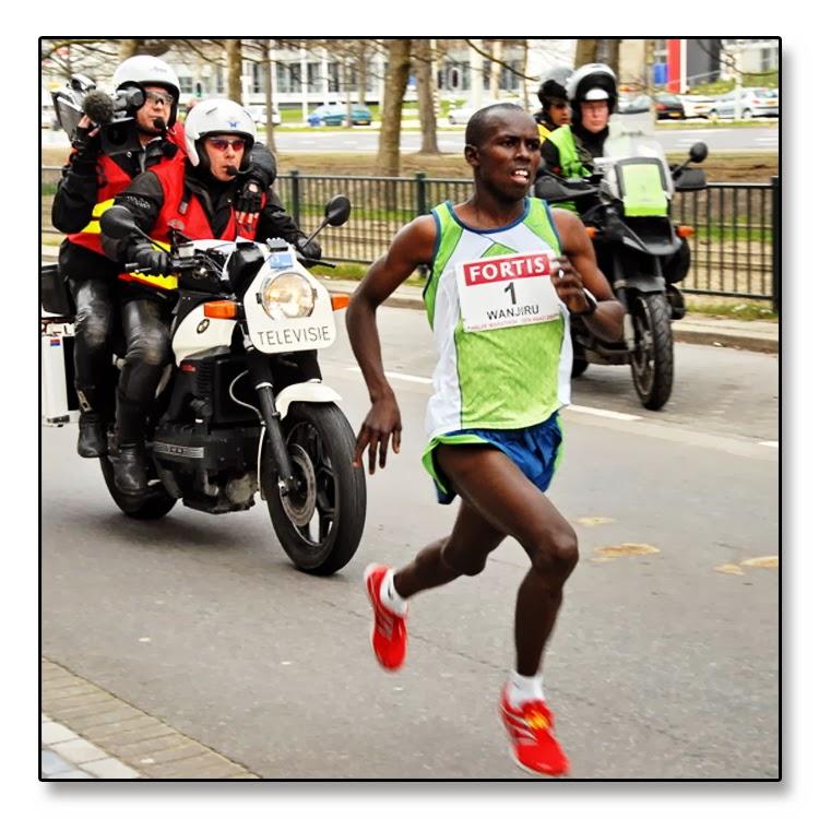 døde under maraton