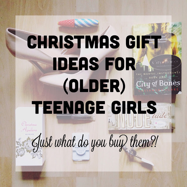 Mama OWL Blog: Christmas Gift Ideas for (Older) Teenage Girls