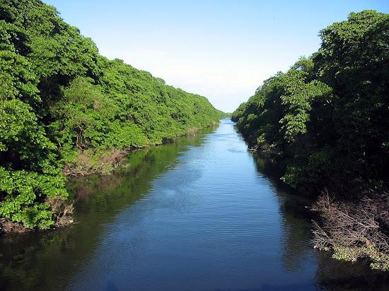 Que significa soñar con rio