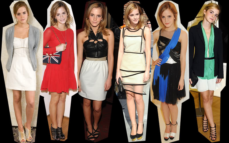 In Moda Veritas: Inspirational #6: Emma Watson