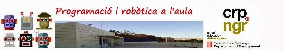 Robòtica i programació a l'escola
