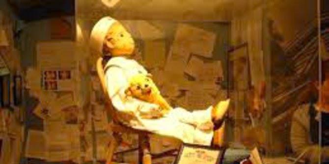 Boneka Hantu Paling Seram
