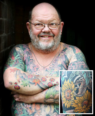Daily vibes when tattoos get older for Tattoos when you get old