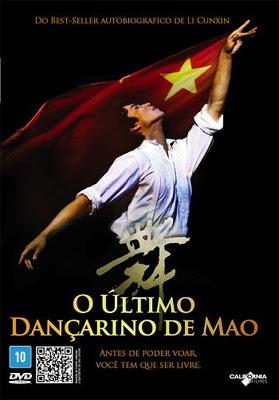O Último Dançarino de Mao Dublado 2012