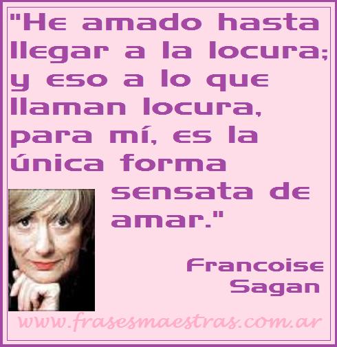 frases de Francoise Sagan