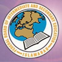BISE Federal Matric Result 2016, FBISE Islamabad