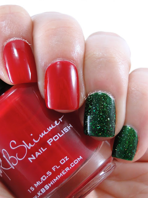 KBShimmer Chilly Pepper