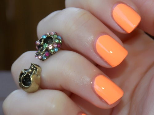 Beauté blog blogueuse psychosexy tendance summer 2013 vernis nail art china glaze sun of a peach nailstorming 7