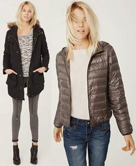 Suiteblanco jeans denim coleção outono inverno 2014 2015 casaco pena leve