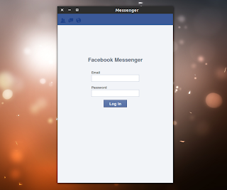 FBMessenger for Linux