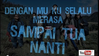 Lirik Lagu - Nidji - Tak Pernah Mati (OST 5CM)