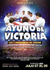 PUERTO RICO: JULIO 7-9, CAGUAS