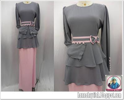 Review 4 : Baju Kurung Moden aka Baju Raya 2013