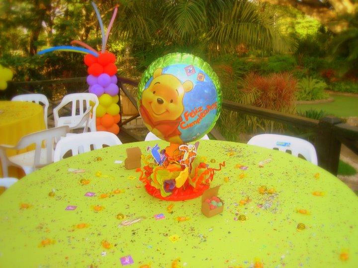 Keila Minaya: Cumpleaños de Winnie PooH