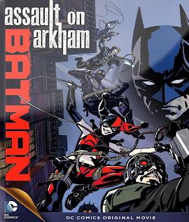 Batman Assault on Arkham Online