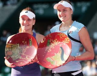 Petrova beats Radwanska and Champion in Tokyo