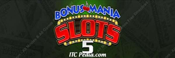 Bonus Mania Slots Pack 5