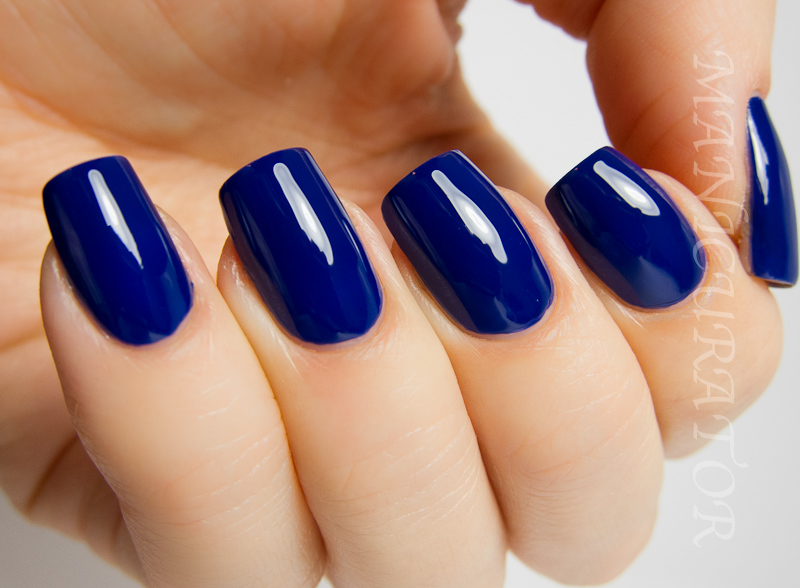 OPI Euro Centrale Spring 2013 Collection - The Blues