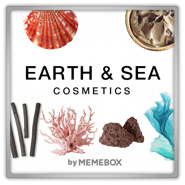 Memebox Special 31 Earth & Sea Cosmetics 미미박스 Commercial