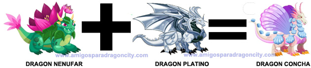 como hacer el dragon concha en dragon city-3