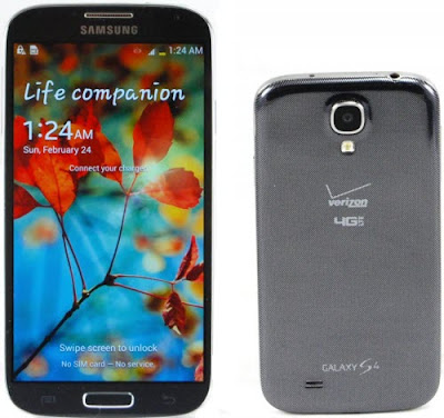 Root Verizon Galaxy S4 SCH-I545L