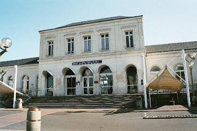 Châtellerault Gare TGV