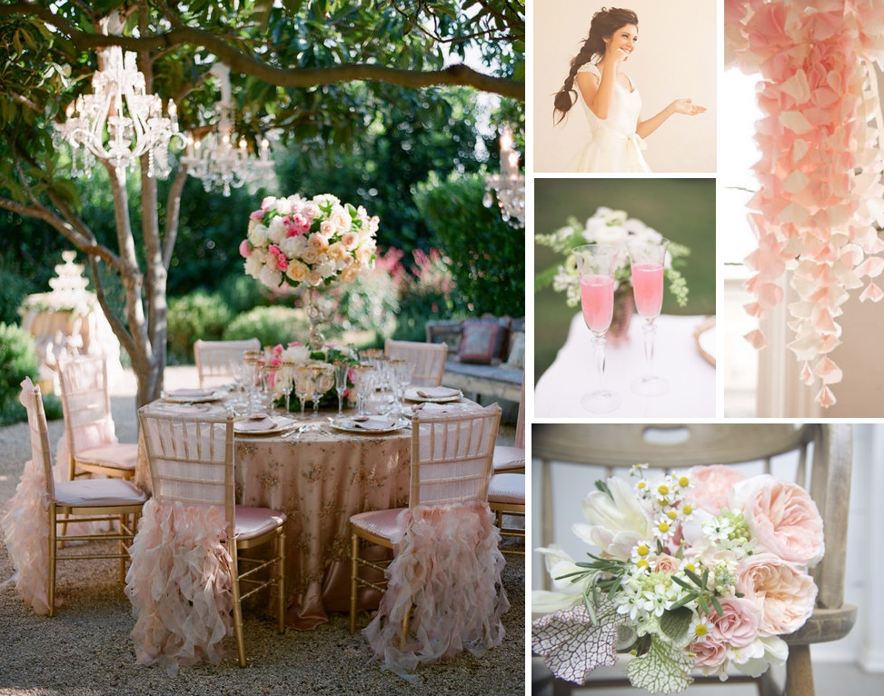 Decoracion Romantica Para Bodas ~   lilas para la decoraci?n del restaurante y de tu ramo de novia