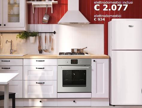 Awesome Offerte Cucine Componibili Ikea Contemporary - Ideas ...