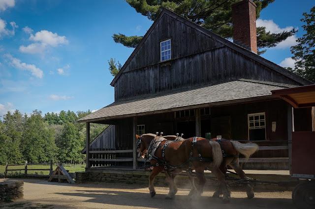Old Sturbridge Village- Massachusetts- Travel The East