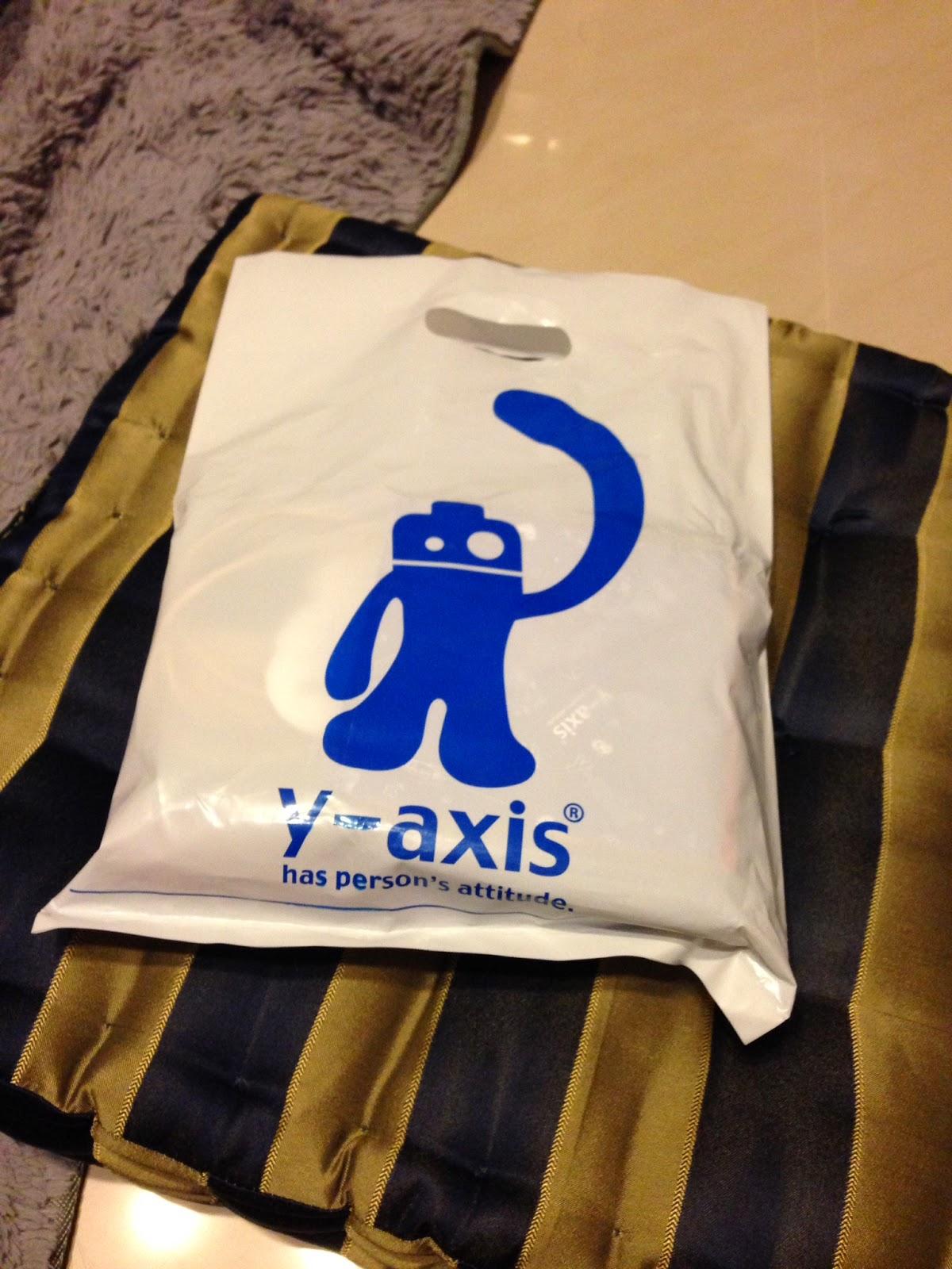 y-axis 口罩