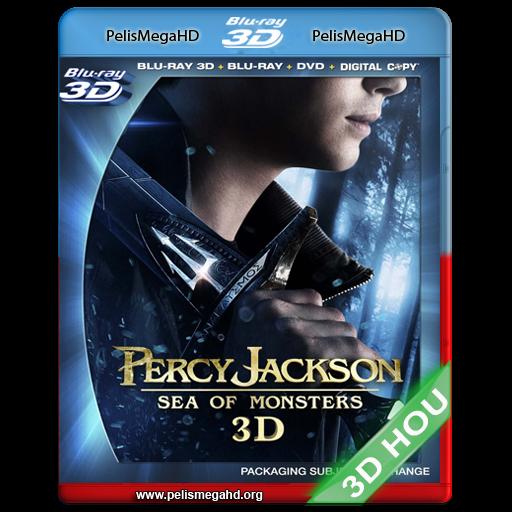 PERCY JACKSON Y EL MAR DE LOS MONSTRUOS (2013) 3D HALF OU 1080P HD MKV ESPAÑOL LATINO