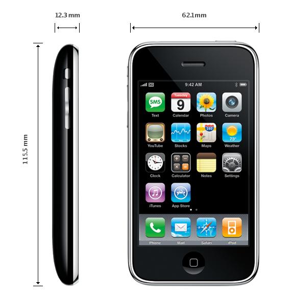 comprar iphone 3gs 16gb nuevo