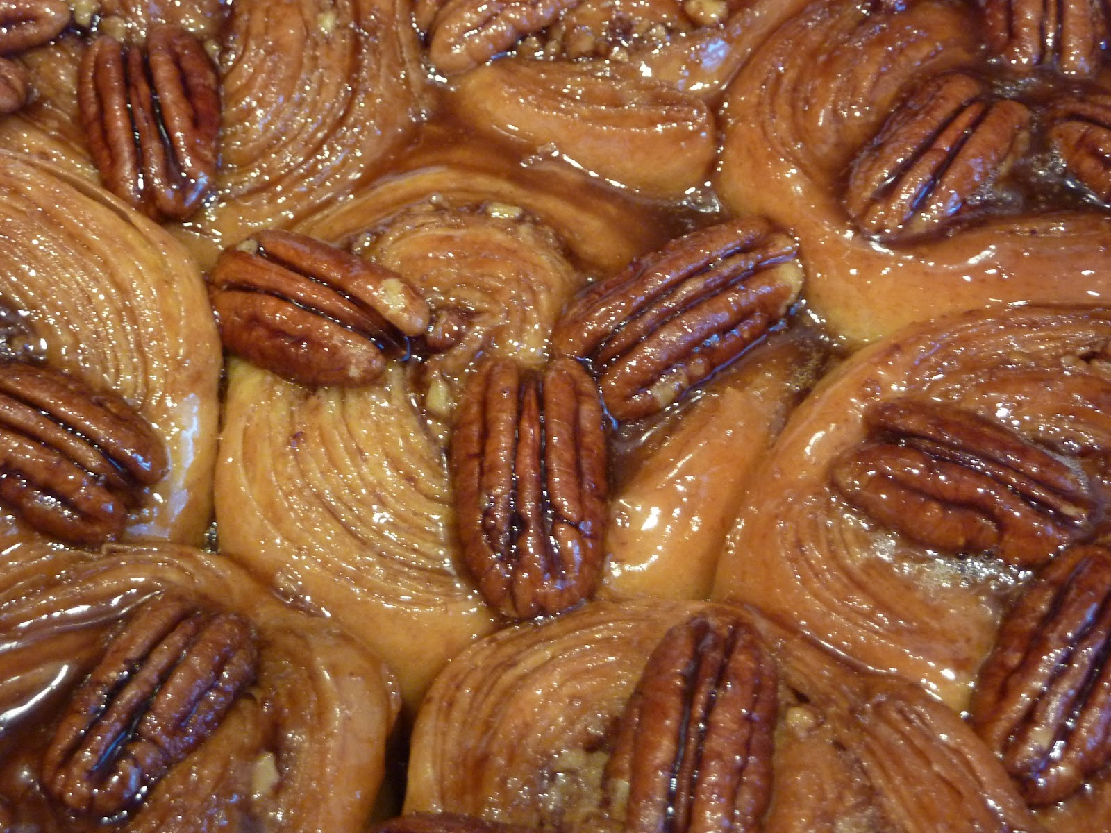 Cookies on Friday: Pecan sticky Buns