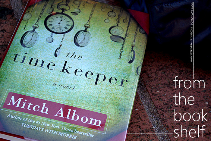 Mitch Albom The Time Keeper Book Review Indian Blog