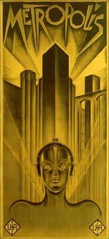 El afiche de 'Metrópolis' que saldrá a remate