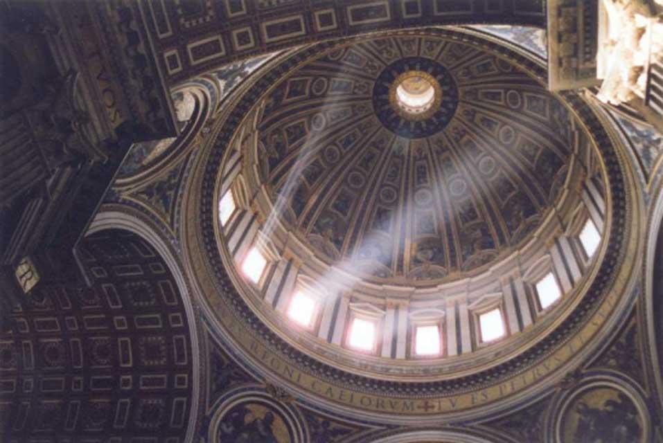 Les chroniques de rorschach le grand secret du vatican for Exterieur basilique saint pierre