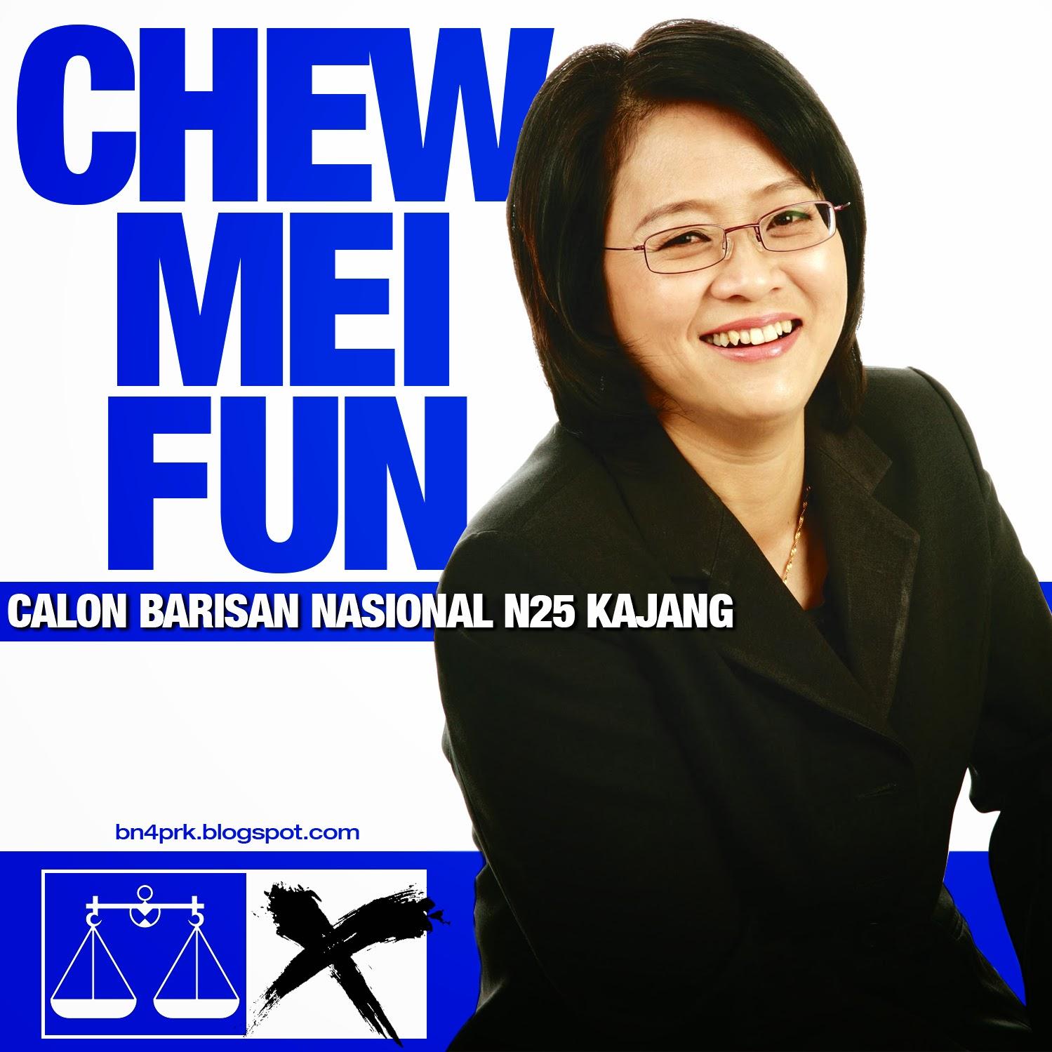 chew-mei-fun-calon-bn-prk-n25-kajang
