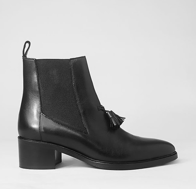All Saints Kiss Tassel Boot | La Maison Sartorie D'Amber | Laura Muscat Favourite