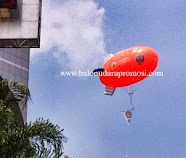 Balon Zepplin Basarnas