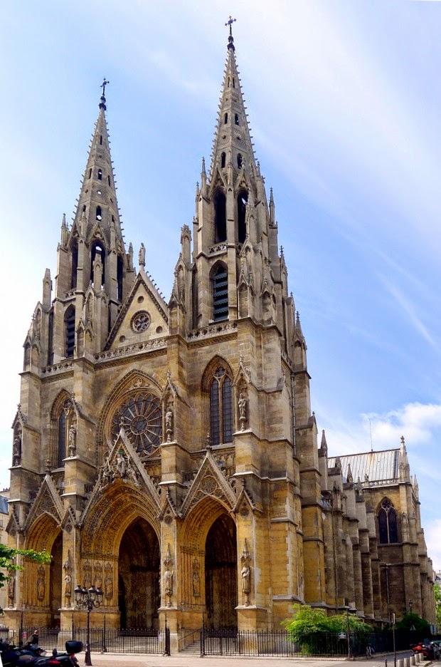حقائق مذهلة: بالصور : أفضل 10 أماكن يجب أن تراها في مدينة الحب باريس بفرنسا !