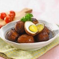 Resep Telur Bumbu Rawon