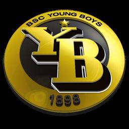 Resultado de imagen de young boys logo