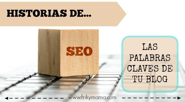 Las palabras clave de tu blog