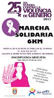 Marcha Solidaria 6k - 25N